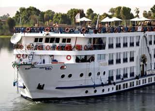 Emilio Prestige Nile Cruise