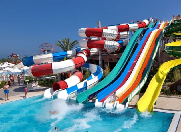 Holidays with Water Parks