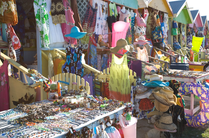 Antiguan market