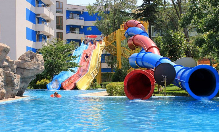 Kuban hotel Aquapark