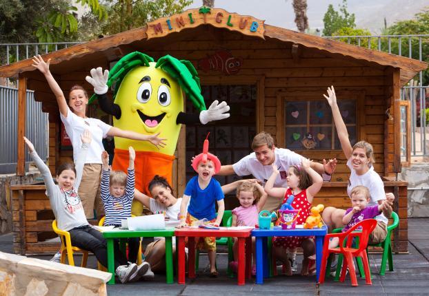 All inclusive Kids Club
