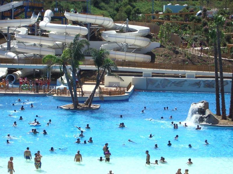 Бенидорм аквапарк фото отзывы