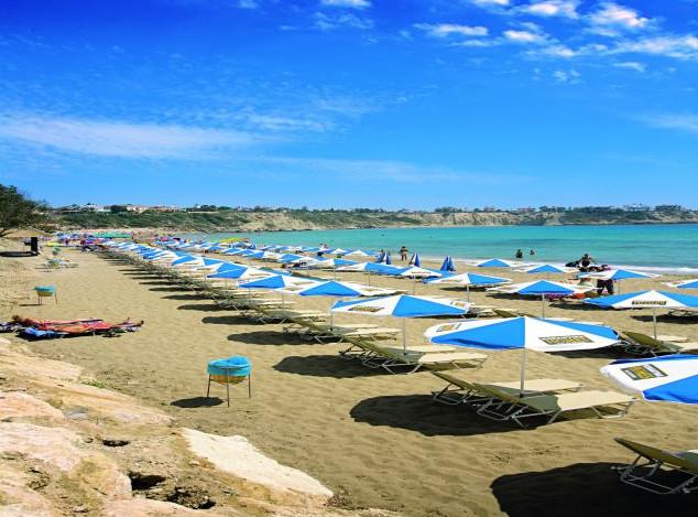 Coral Bay near Paphos