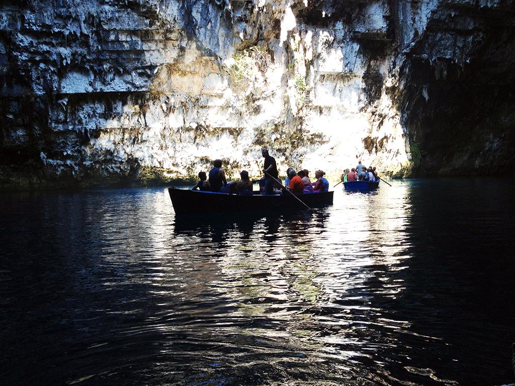 Melisanni underground lagoon