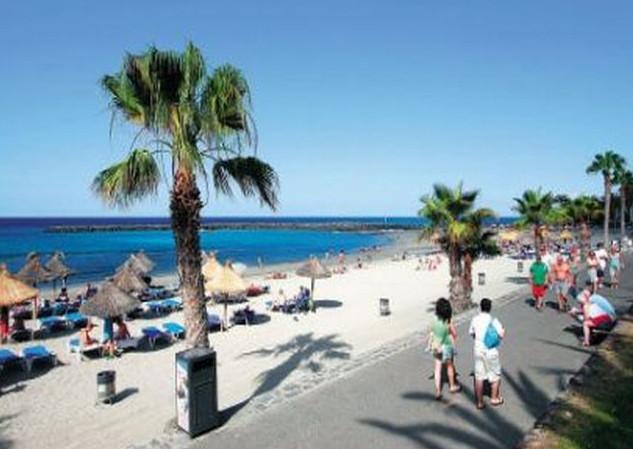 Playa de las Americas beach