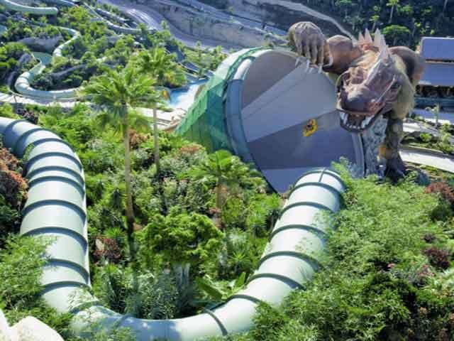 Siam park - Aqua tenerife ...