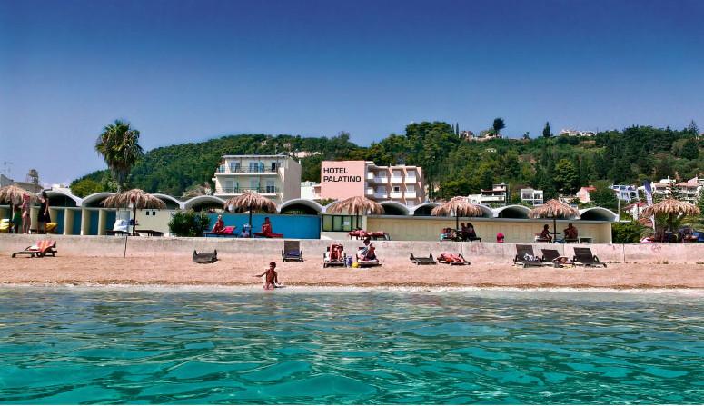Zante Town beach