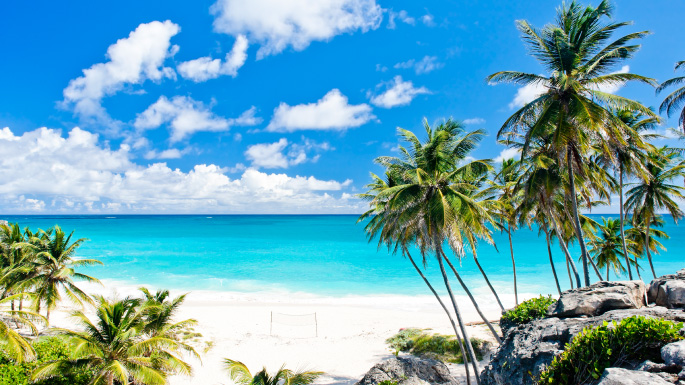 Caribbean cruises; a postcard from paradise