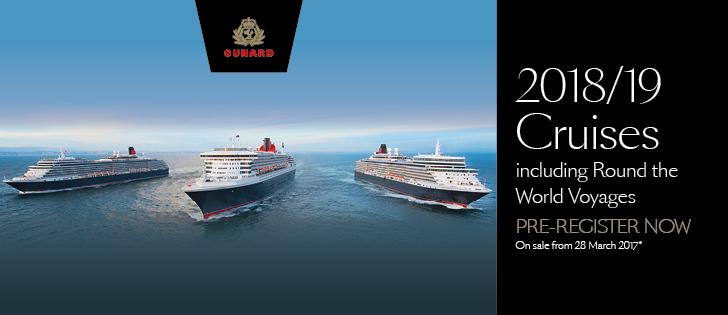 Cunard Pre Reg