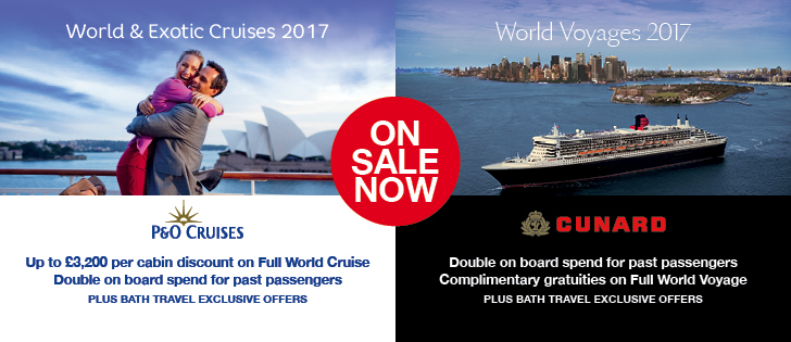 World Cruise 2017