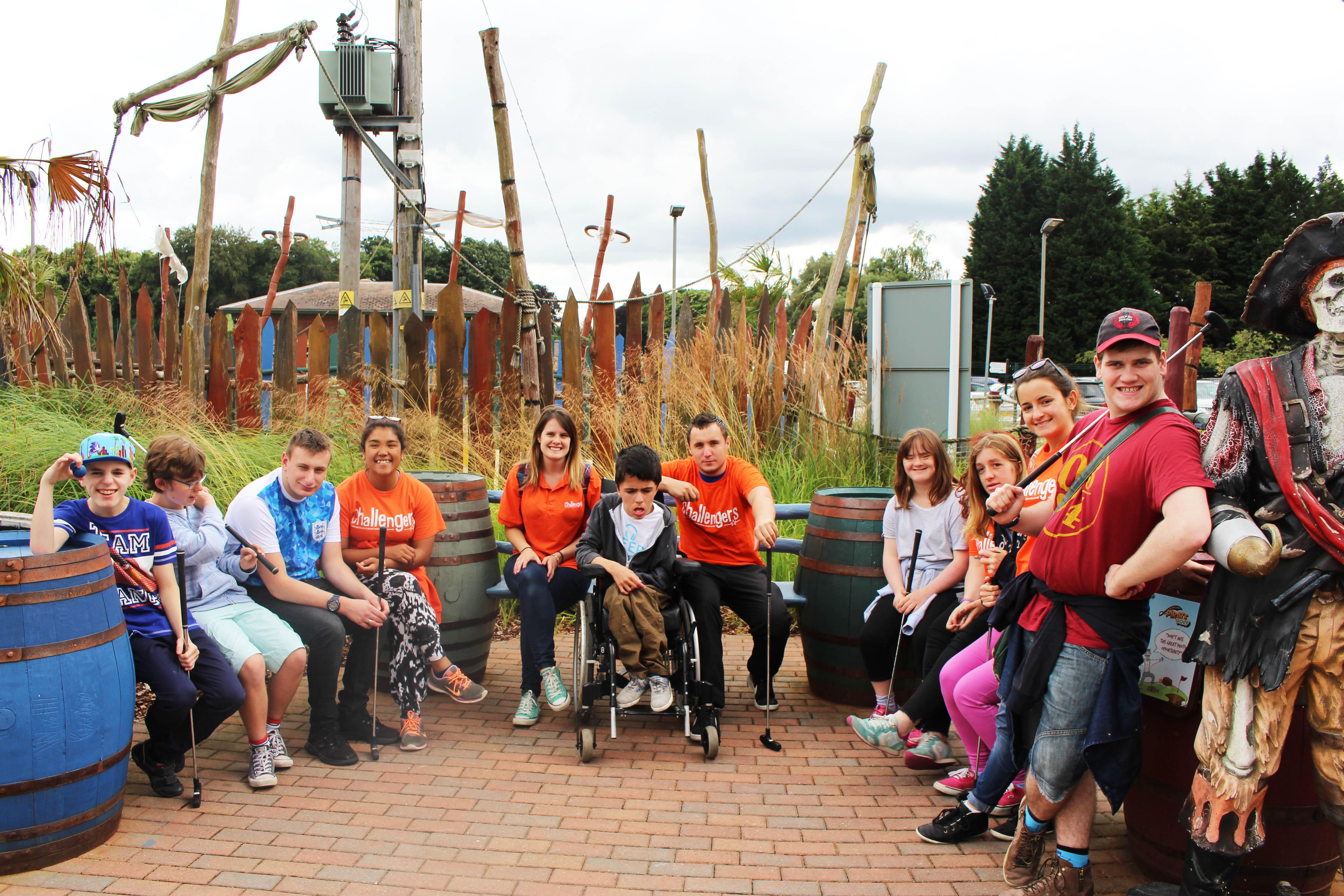 Challengers Eastleigh Youth Scheme Update