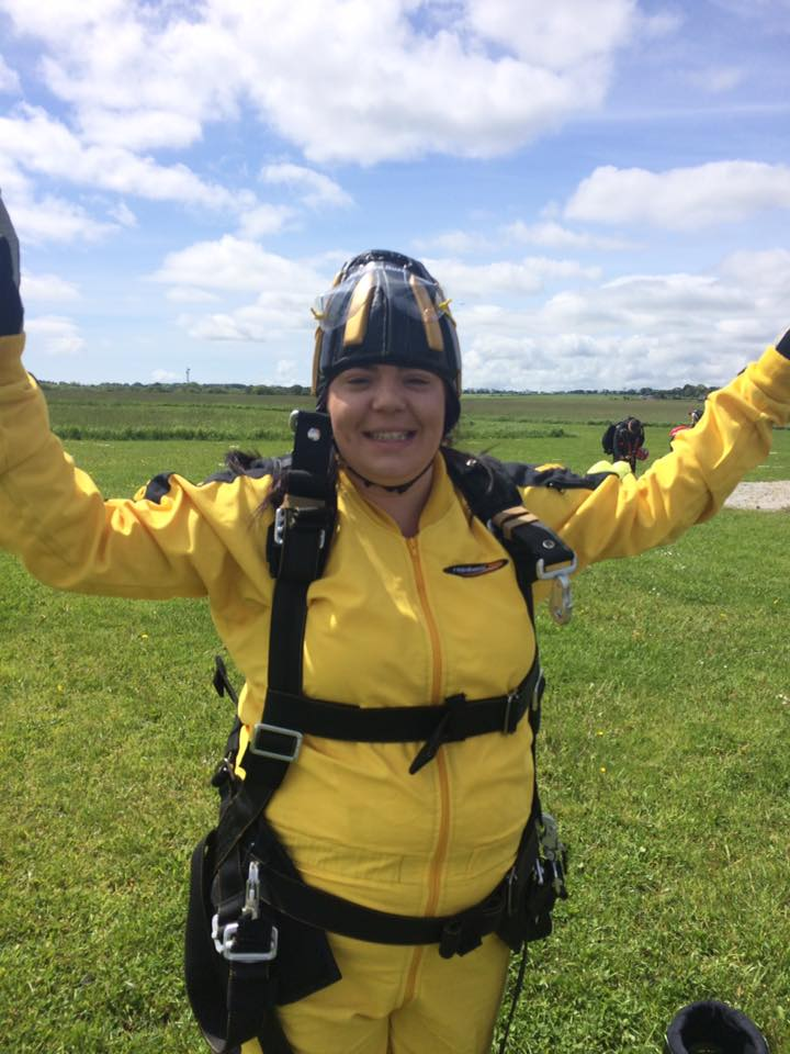 Foundation Match Donations for Dawlish Skydive