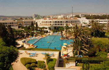 Agadir Beach Club Hotel