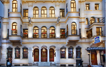 Best Western Amber Hotel Istanbul