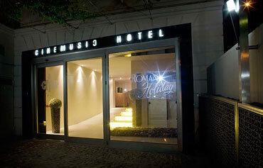 Hotel Cinemusic
