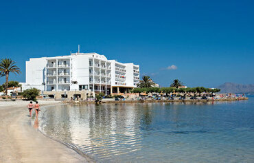 Alcudia Hotels On The Beach