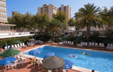 Hotel Riudor Benidorm Spain