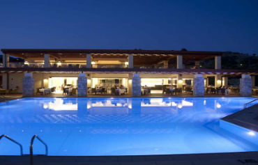 Island Blue Hotel