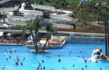 Magic Natura Resort Hotels In Benidorm Hays Travel