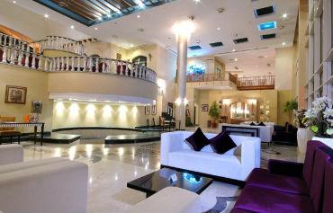 Nubian Island Hotel