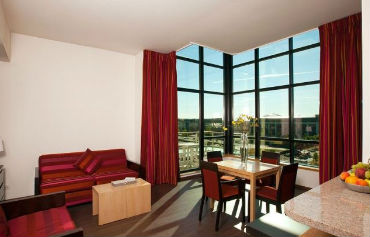 Residhome Aparthotel Val d'Europe