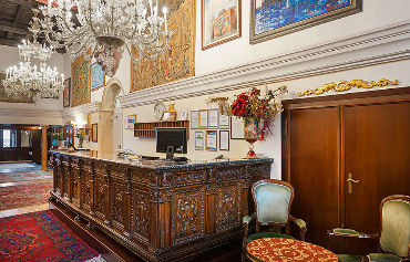 San Cassiano Residenza d'Epoca Ca Favretto