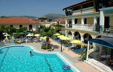 Zante Plaza Hotel & Apartments