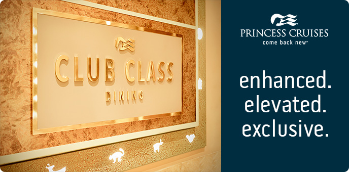 Princess Cruises - Club Class