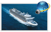 Emerald Princess Webcam