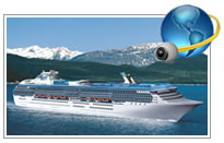 Island Princess Webcam