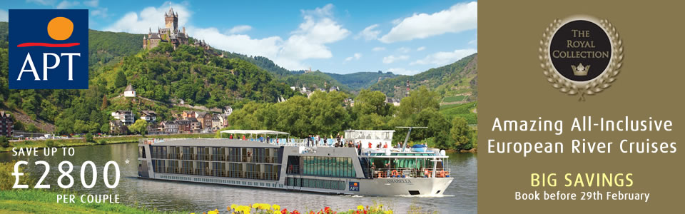 APT Luxury River Cruises