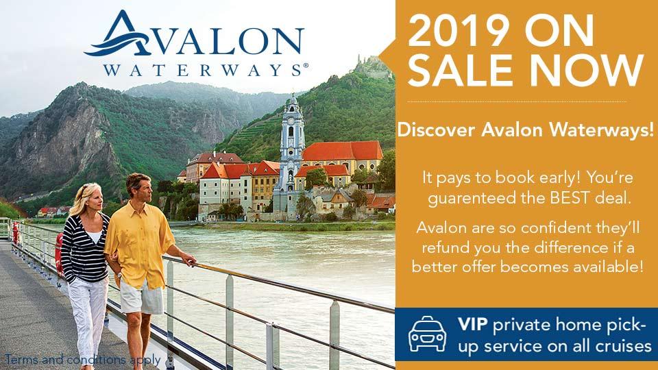 Avalon Waterways 2019 River Cruises