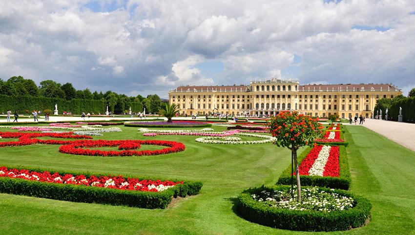 Vienna Schonnbrun Palace