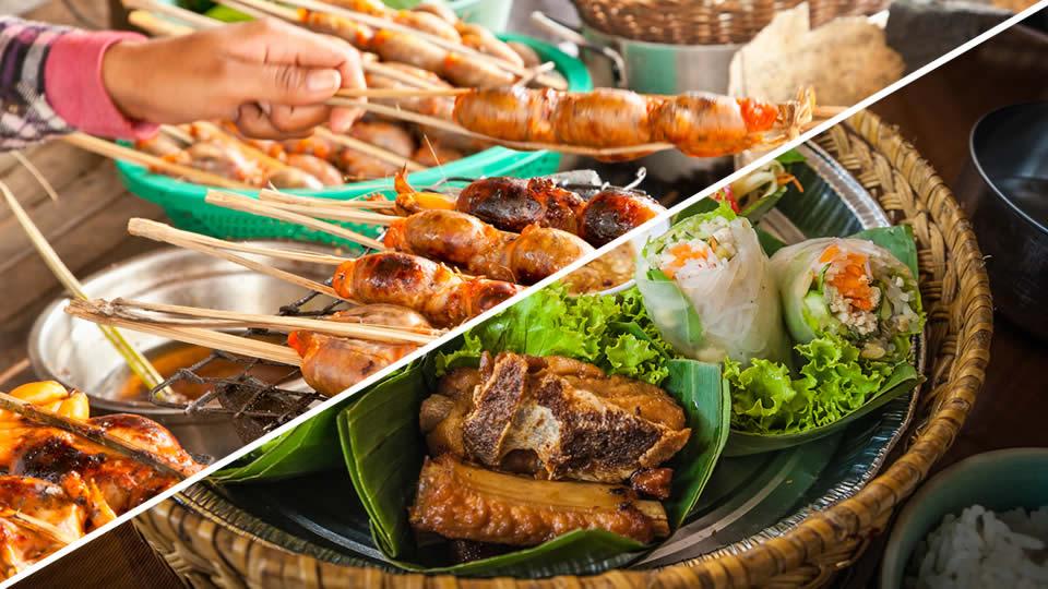 Siem Reap Food