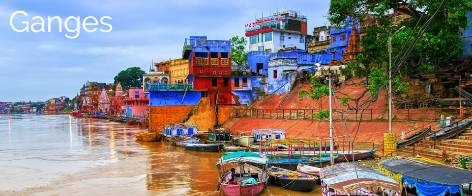 Ganges River Cruises