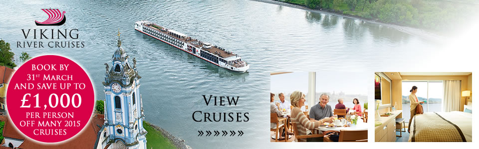Viking River Cruises 2015