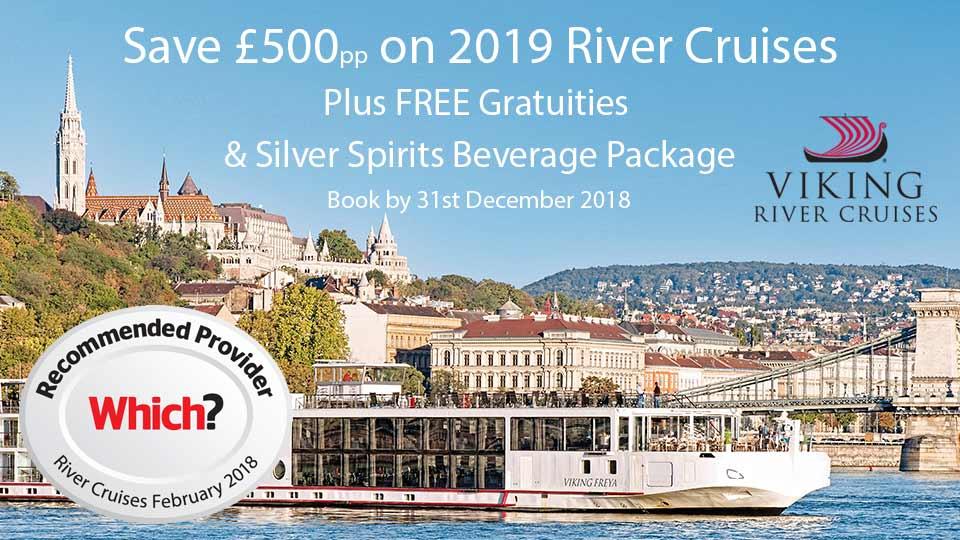 Viking River Cruises 2019