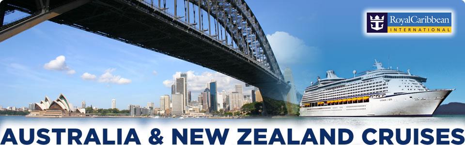 Australia New Zealand Cruises Royal Caribbean Deals - Cruises to new zealand