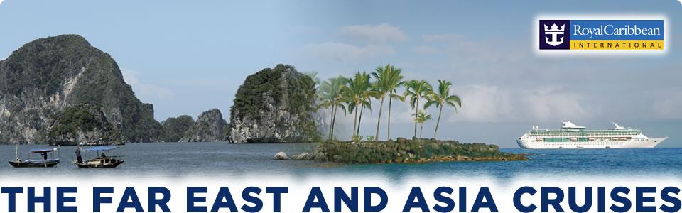 Far East Amp Asia Cruises 2018 Royal Caribbean Deals