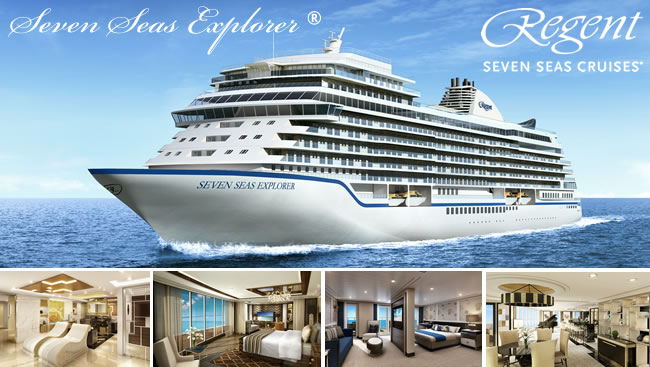 Image result for regent seven seas explorer