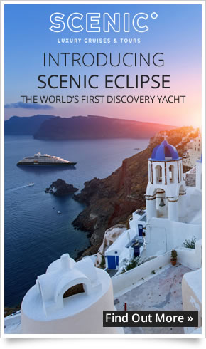 Scenic Eclipse: The World's First Discovery Yacht