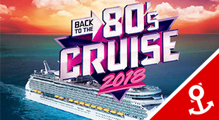 Back to the Eighties Concert at Sea Cruise 2018 Navigator of the Seas