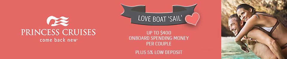 Princess Cruises LoveBoat
