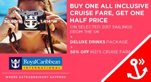 Royal Caribbean Cruises from Southampton