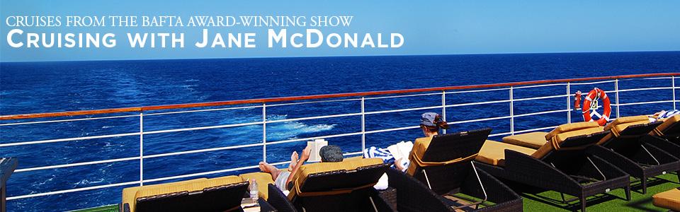 Cruising with Jane McDonald cruises