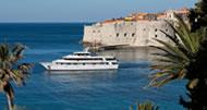 MV Corona in Dubrovnik