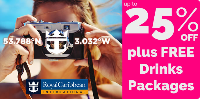 Royal Caribbean 2017 Cruises