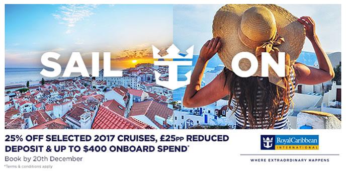 Royal Caribbean 2017