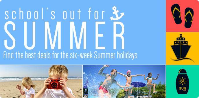 School Summer Holiday Cruise Deals