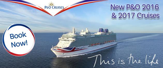 P o cruises 2016 2017 cruises on sale now for Round the world cruise 2016